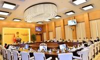 越南14届国会常委会28次会议同意继续试点向入境越南的外国人签发电子签证