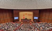 越南14届国会6次会议进入第二周