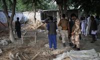 IS宣布对阿富汗独立选举委员会办公室附近爆炸负责