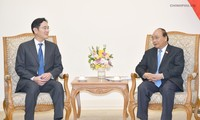 越南政府为三星集团成功经营创造一切便利条件