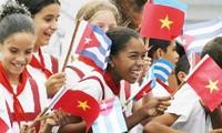 推动越古特殊关系发展是两个民族的使命