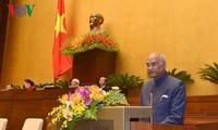 越南国会将同印度议会一道推动两国友好关系发展