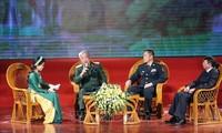 越中边境国防友好交流座谈会举行