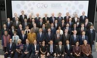 20国集团峰会:大国对垒
