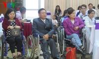 越南举行活动响应国际残疾人日