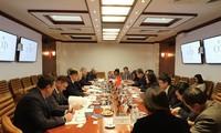 越南和俄罗斯全面战略伙伴关系不断得到巩固和发展