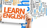 要将学习英语发展成为学习型社会中的一项学习运动