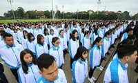 越南大学生协会第十次全国代表大会在河内举行