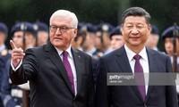 中国和德国同意深化全面战略合作关系