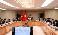 越南提高主动性和负责任精神以改善营商环境和提高国家竞争力