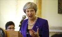 英国首相特蕾莎梅的艰巨任务