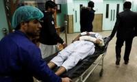 阿富汗喀布尔一政府大楼遭袭击  数十人死亡