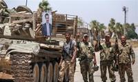 俄罗斯和土耳其同意协调在叙利亚境内的军事行动