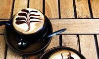 河内人的古街咖啡文化