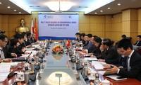 越南和日本加强环境工业合作