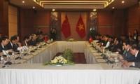 越南和中国边界领土政府级谈判在越南老街省举行