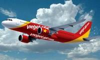 2019年春节Vietjet Air增加2500多趟航班   服务乘客