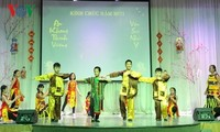 旅居国外越南人喜迎己亥春节