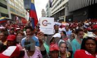 委内瑞拉面对内战危机