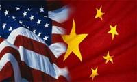美国和中国举行新一轮贸易谈判
