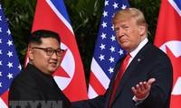 朝鲜认为朝美关系将有突破
