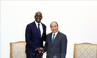世行愿意协助越南发展基础设施