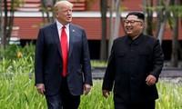 越南一向支持并愿为建设朝鲜半岛和平作出贡献