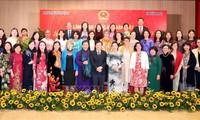 阮氏金银:希望各国驻越女大使、外交机构女首席代表、国际组织驻越代表机构女代表与越南同行