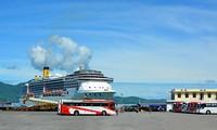越南旅游:40艘游轮将在今年抵达云脚港