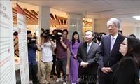 越南-新加坡合作中心开张典礼在河内举行