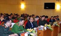 阮春福:公安力量要尊重、贴近、了解和学习民众并对其负责