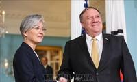 韩美两国希望维持美朝对话