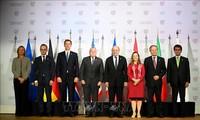 七国集团外长就世界多项热点问题发表联合声明