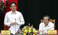 越南政府副总理武德担:广平省要促进各种旅游产品发展