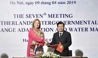 政府副总理郑庭勇:应对气候变化——越南-荷兰关系的支柱