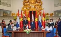 越南-荷兰同意将双边关系提升至全面伙伴关系