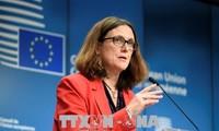 欧盟希望尽快与美国启动贸易谈判