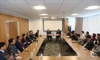 越南承诺加强国际合作 实施联合国全球反恐战略