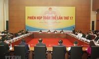 越南14届国会法律委员会第18次全体会议开幕