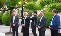 越南驻外外交机构举行国家重大节日纪念活动
