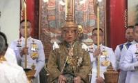 阮富仲致信祝贺泰国有新国王