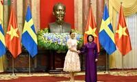 瑞典女王储对越南进行正式访问