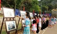 胡志明主席探望西北地区60周年纪念仪式举行