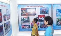 胡志明市举行2019年人道行动月启动仪式