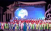 近一千名艺术家参加第6次越南国际合唱比赛