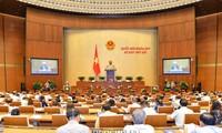越南国会讨论《教育法修正案(草案)》