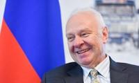 越俄经贸关系不断发展