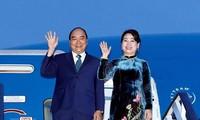 越南和挪威推动各领域合作