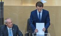 奥地利副总理哈特维格·洛格暂时领导政府