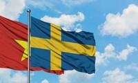 阮春福会见瑞典议会议长